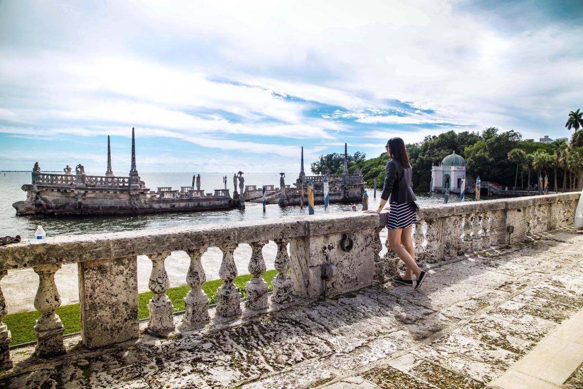 Musée et jardins de Vizcaya, Miami